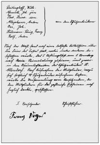 1. Generalversammlung Seite 2