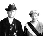 1931 Königspaar