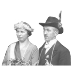 1933 Königspaar