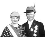1935 Königspaar