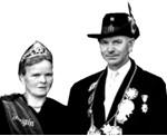 1957 Königspaar