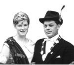 1961 Königspaar