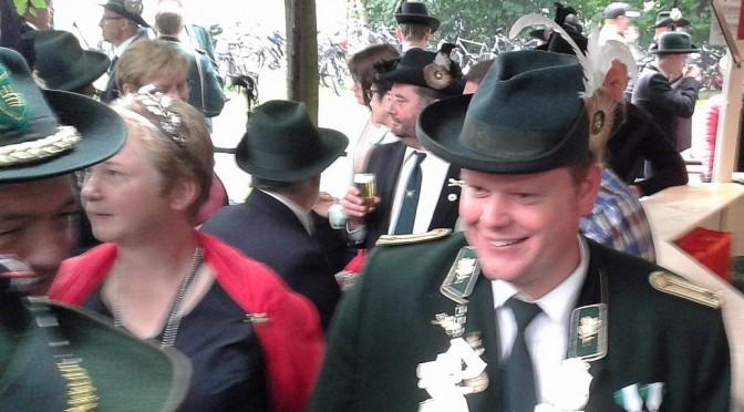 König der Könige in Sassenberg 2015