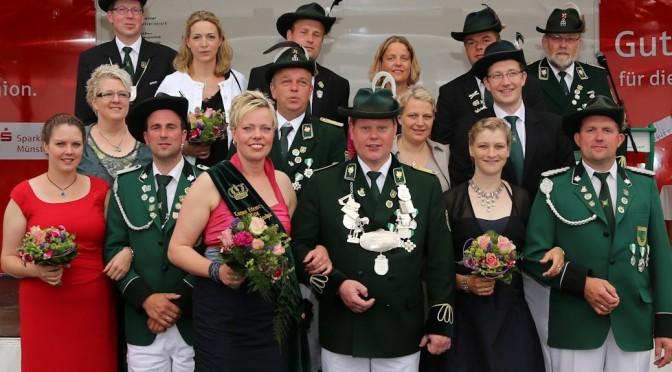 Schützenfestsonntag 2015