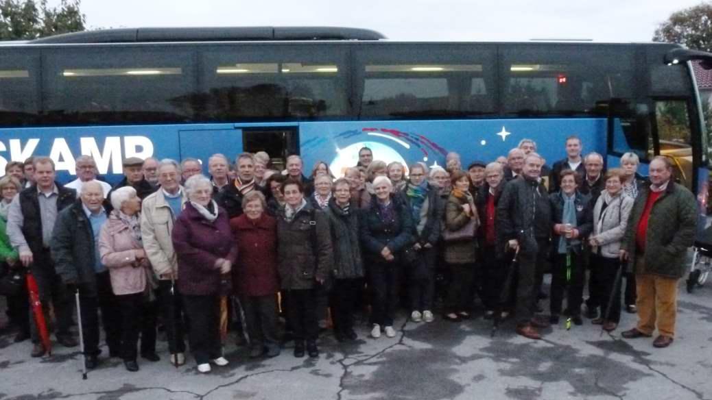 Ausflug 2015 Bus