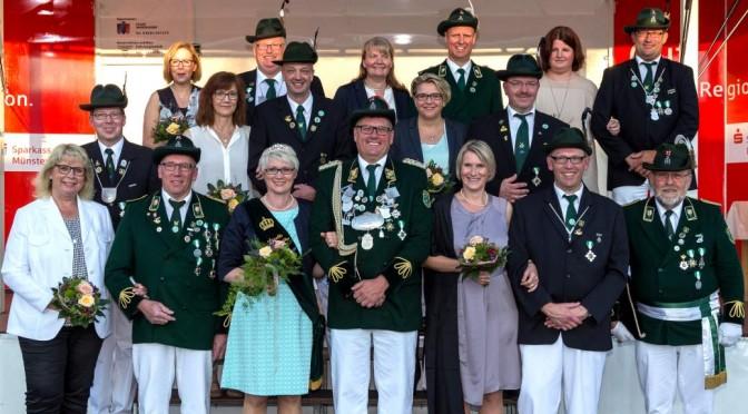 Schützenfestsonntag 2016