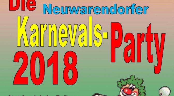 Einladung zum Winterschützenfest 2018