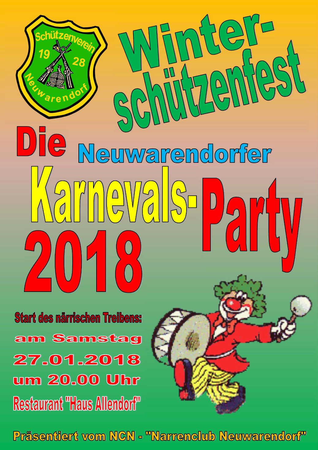 Winterschützenfest2018