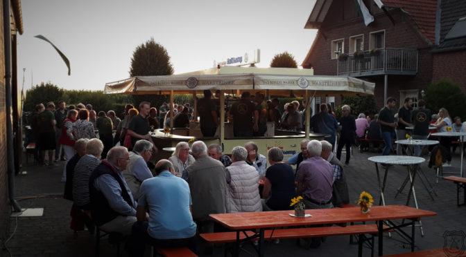 Geburtstagsfeier 60 Jahre Ehrengarde