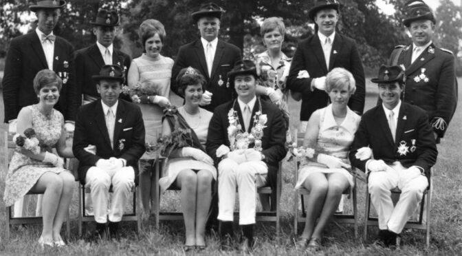 Rückblick Schützenfest 1970