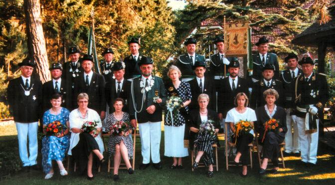 Rückblick Schützenfest 1995