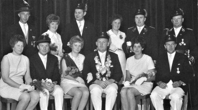 Rückblick Schützenfest 1971