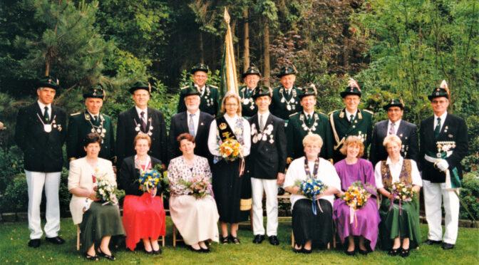 Rückblick Schützenfest 1996